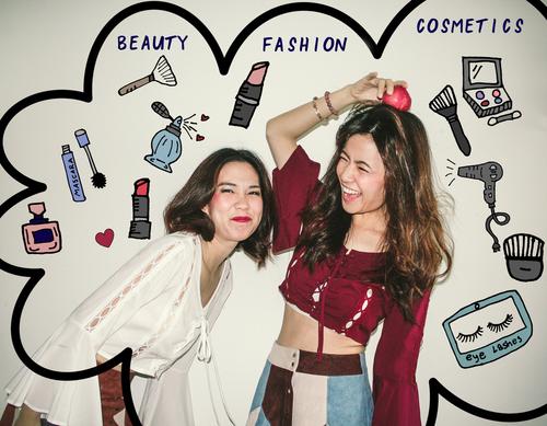 韓国コスメ&ファッション