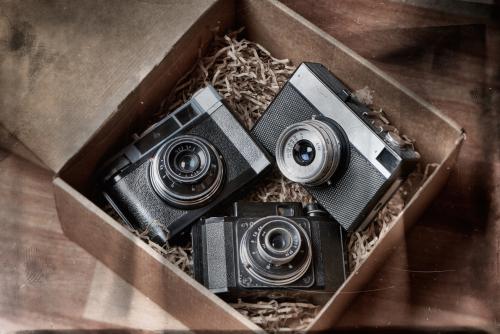 さまざまなカメラ