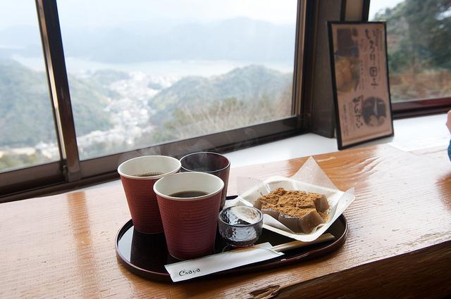 みはらしカフェ茶屋