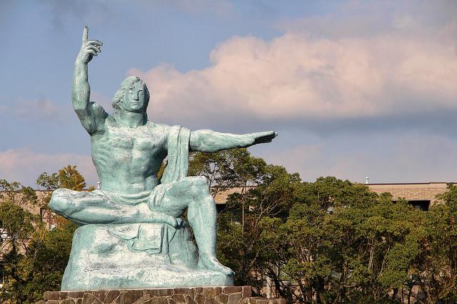 長崎平和像