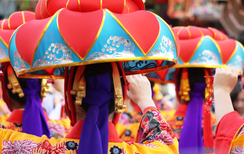 琉球の伝統衣装
