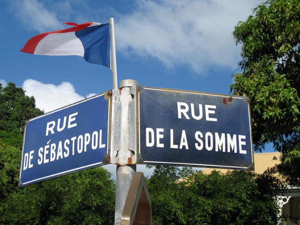 フランス標識