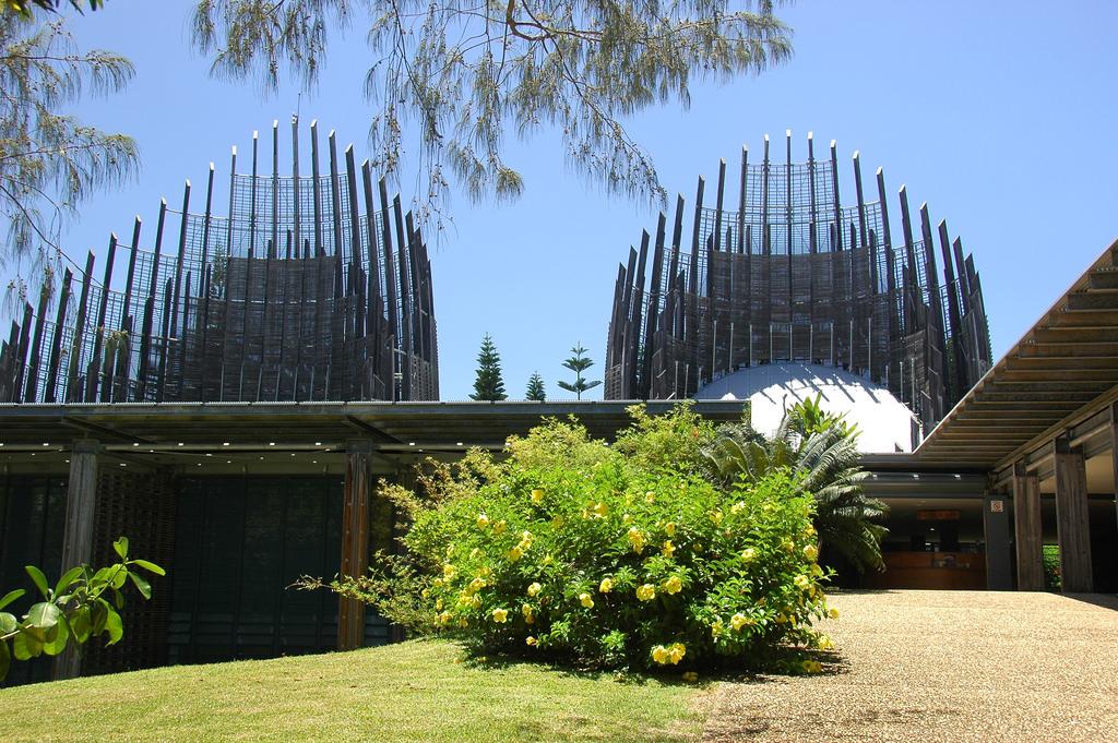 チバウ文化センター