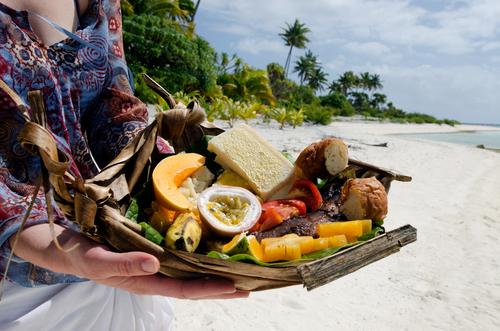 ポリネシア料理