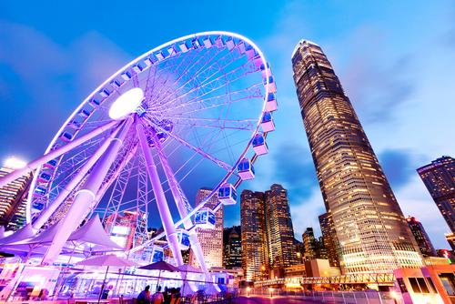 香港観覧車