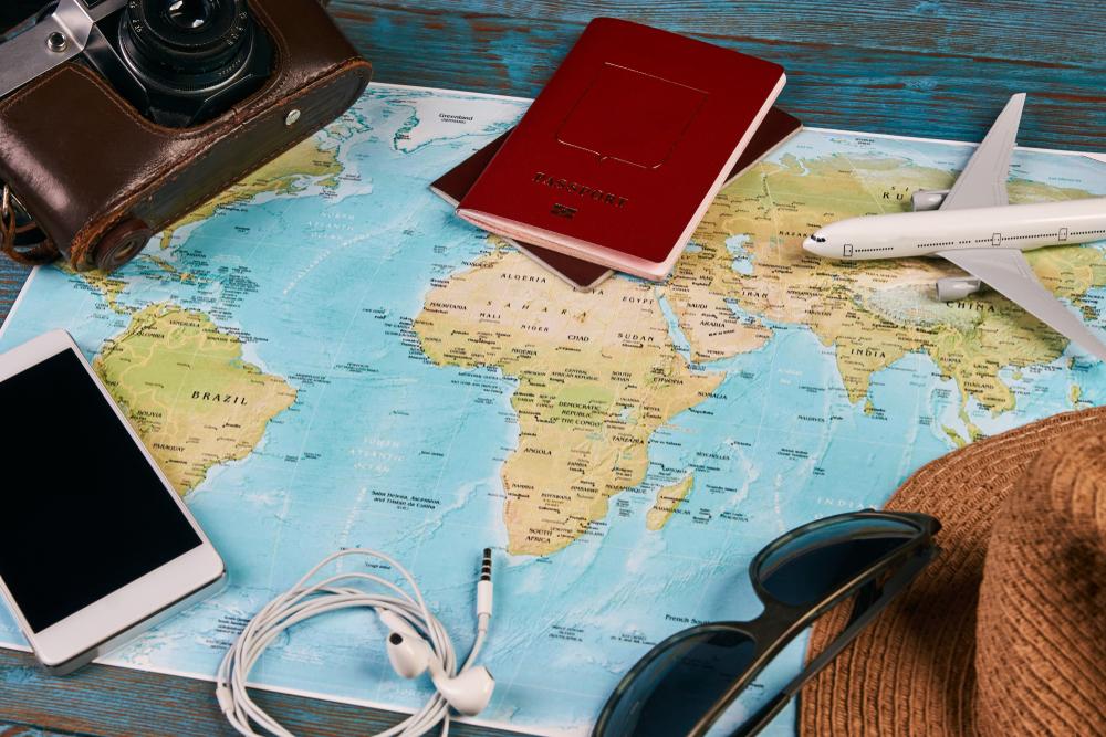 パスポートなど