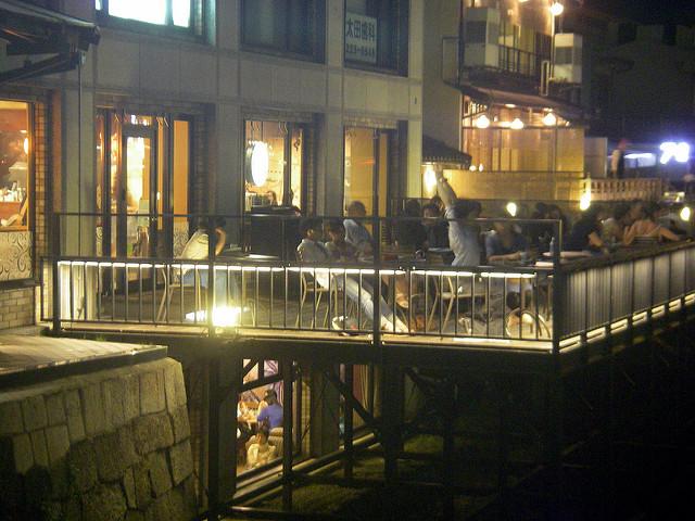 スターバックス コーヒー 京都三条大橋店