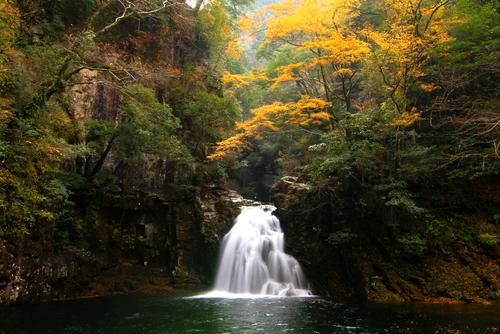 赤目四十八滝(三重県)