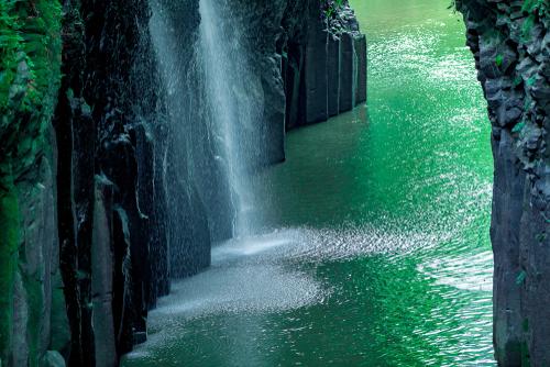 真名井の滝(宮崎県・高千穂)