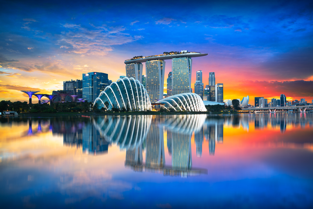 シンガポールベイサイド