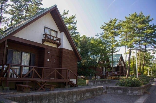 西浜コテージ村・キャンプ場