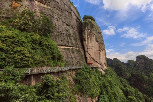 丹霞山ジオパーク
