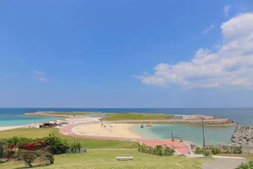 ぎのわん海浜公園