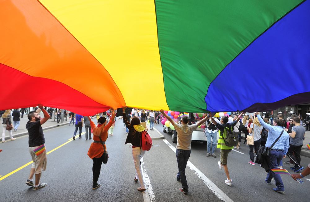 LGBTの3