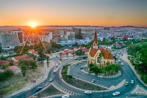 ナミビア首都
