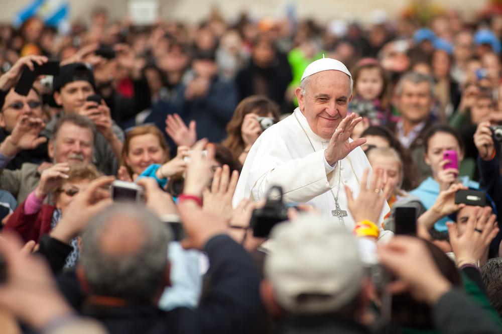 教皇の謁見
