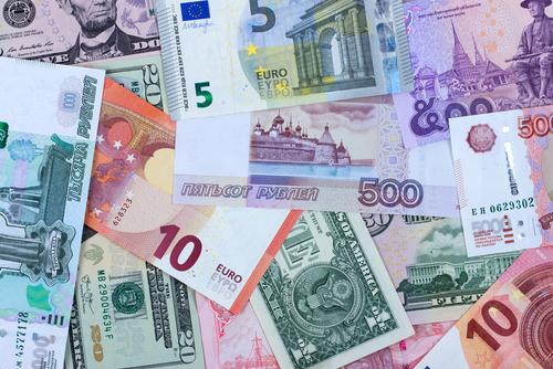 各国の紙幣