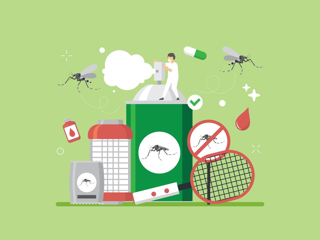 マラリア対策