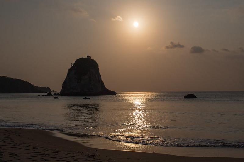 トゥドゥマリの浜
